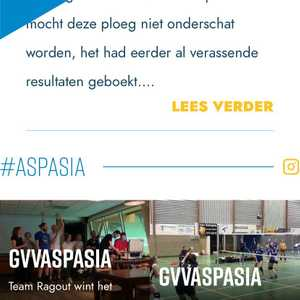 Een meta sneak peek… #gvvaspasia